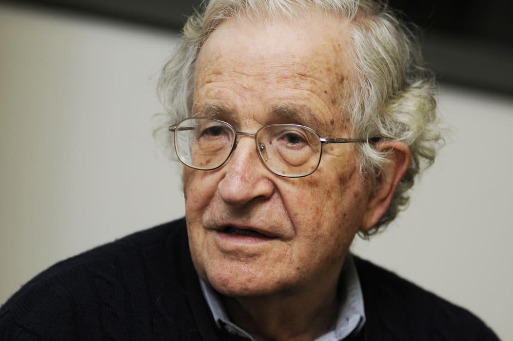Books That Changed The World series: Noam Chomsky