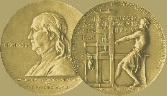 The Pulitzar Prize