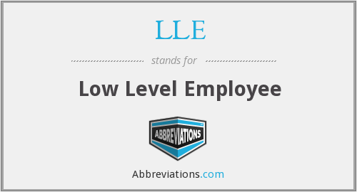 Impact Of Low Level Employees In A Company