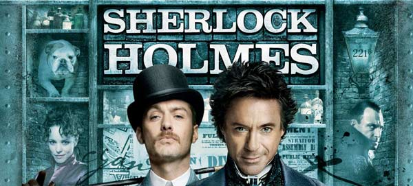 Sherlock Holmes in 'Sign of the Four'