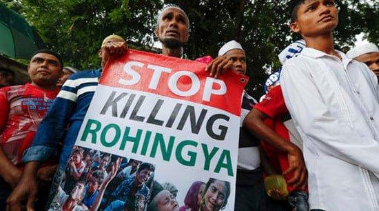 Rohingya Plight