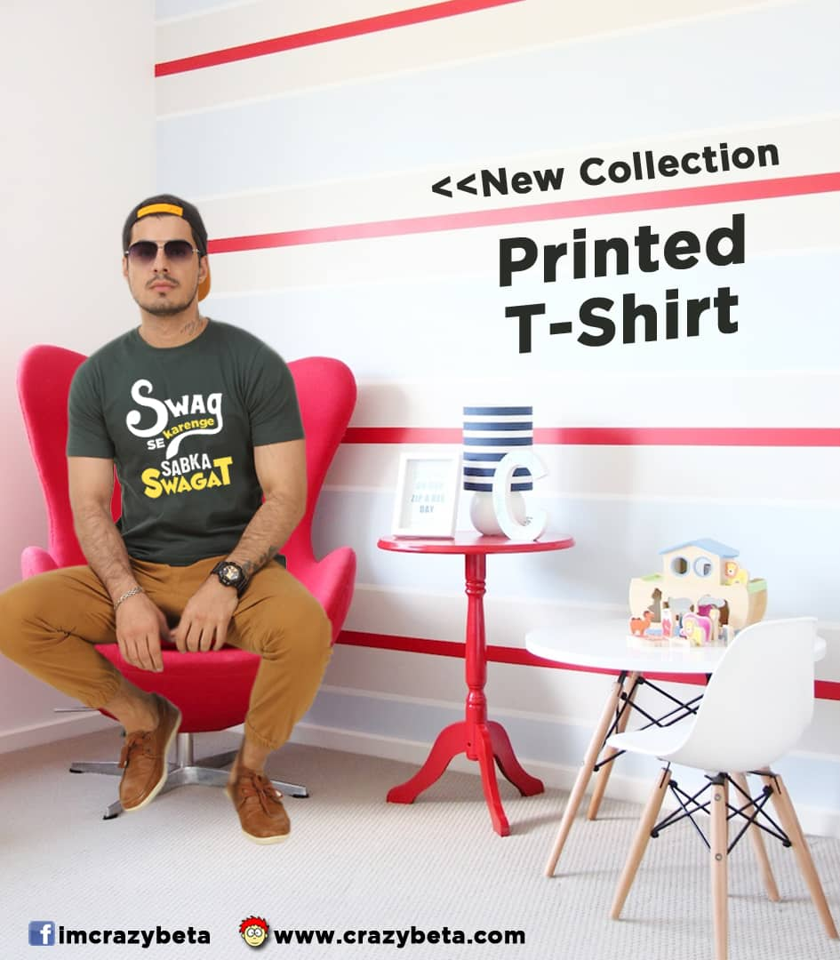 Bringing Refreshment to One's Look is Easy Way Out with Fashion Personified Graphic T Shirts