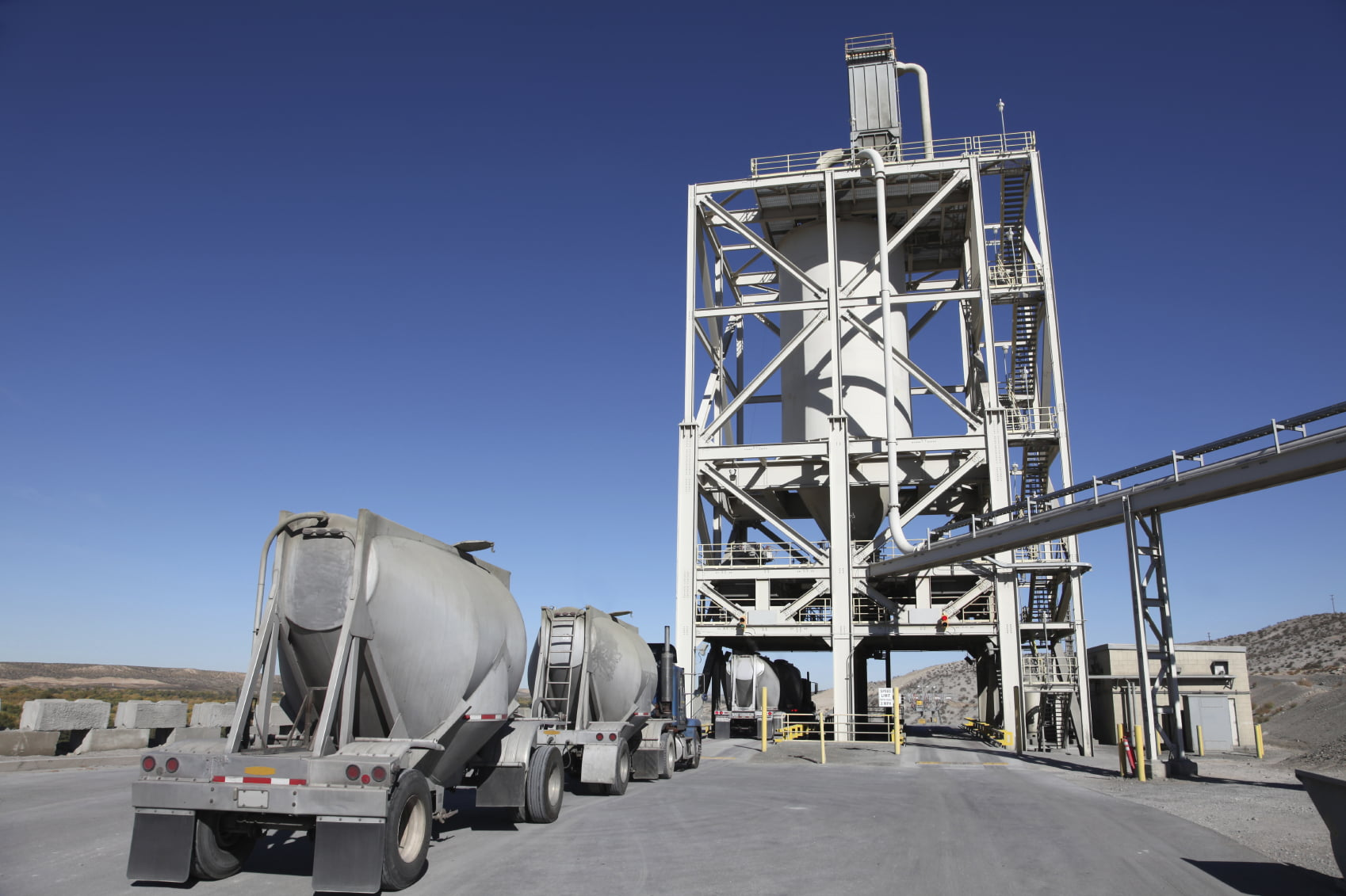 Keeping Your Cement Plant Clean is of Utmost Importance. Here's Why