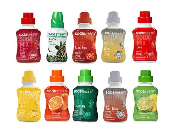 Best SodaStream Flavor Reviews