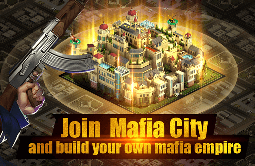 We will continue to be passionate mafia gamers and will keep doing cool stuff around mafia city game