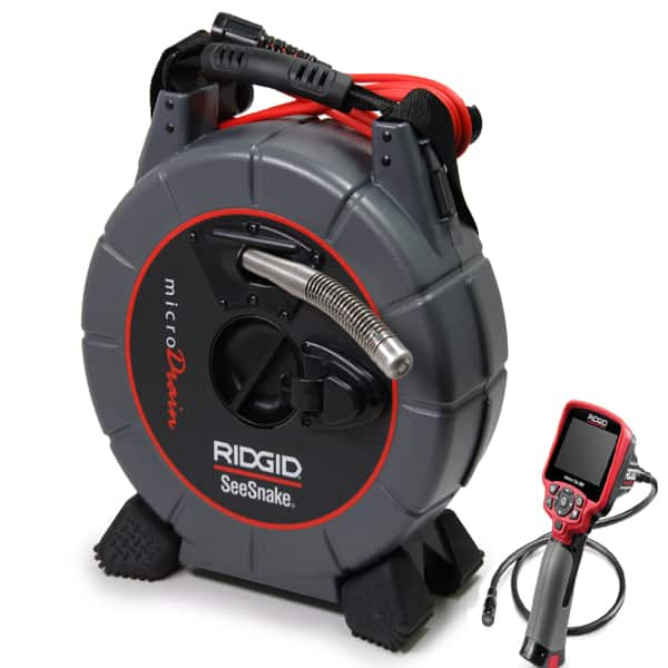 The Pros Know: RIDGID Inspection Systems Are the Best Around