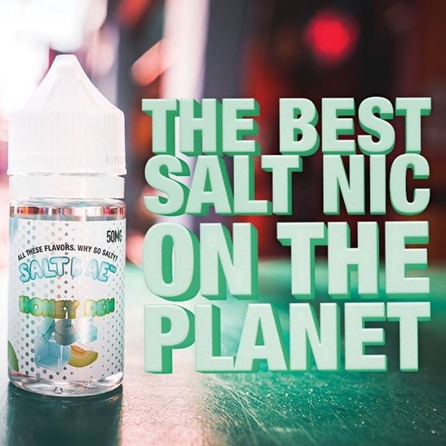 Get the Most Out of Your Vape with SaltBae50's Nicotine Salts