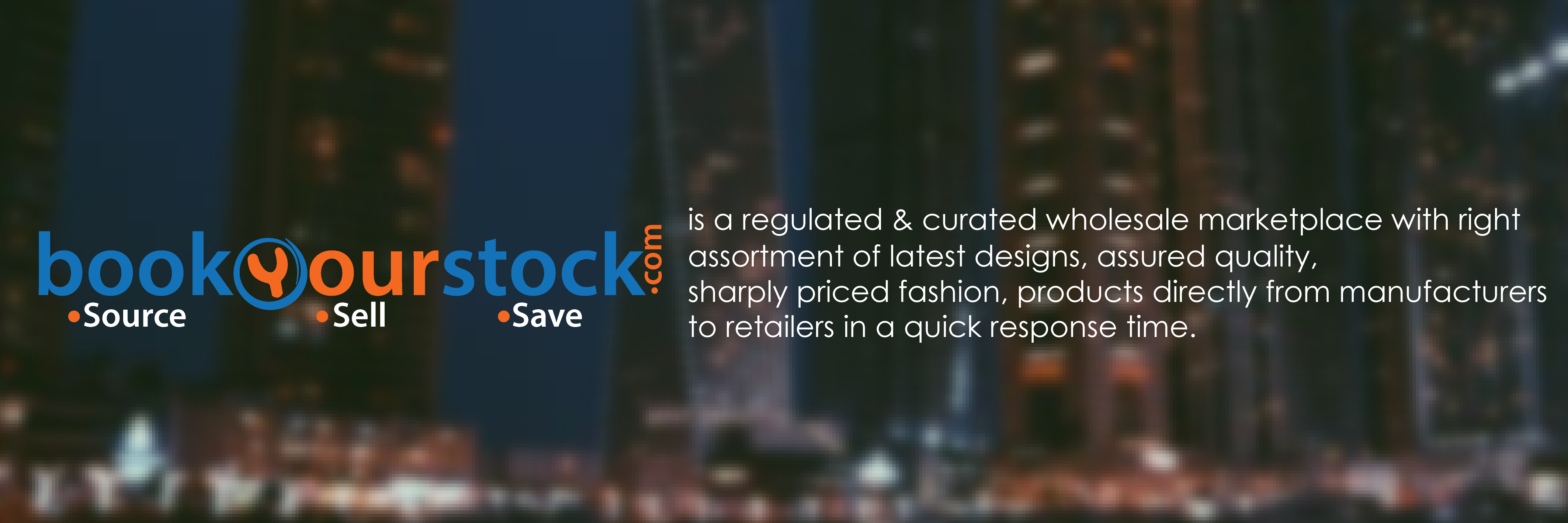 How BookYourStock is enabling SME Fashion Retailers in the Indian Wholesale Ecosystem