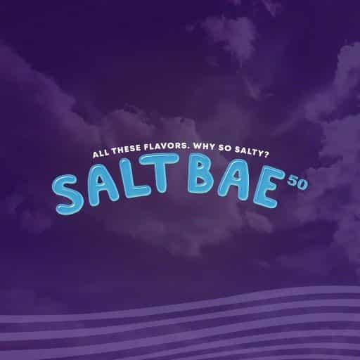 The Best Nicotine Salt Juice Comes from SaltBae50