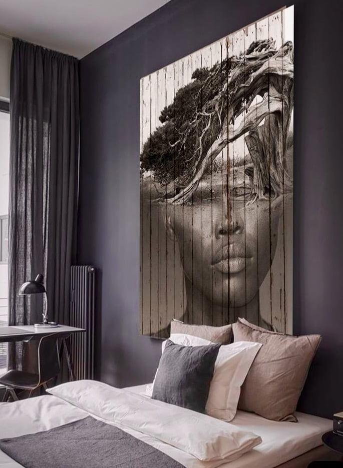 Wallpaper As Decor