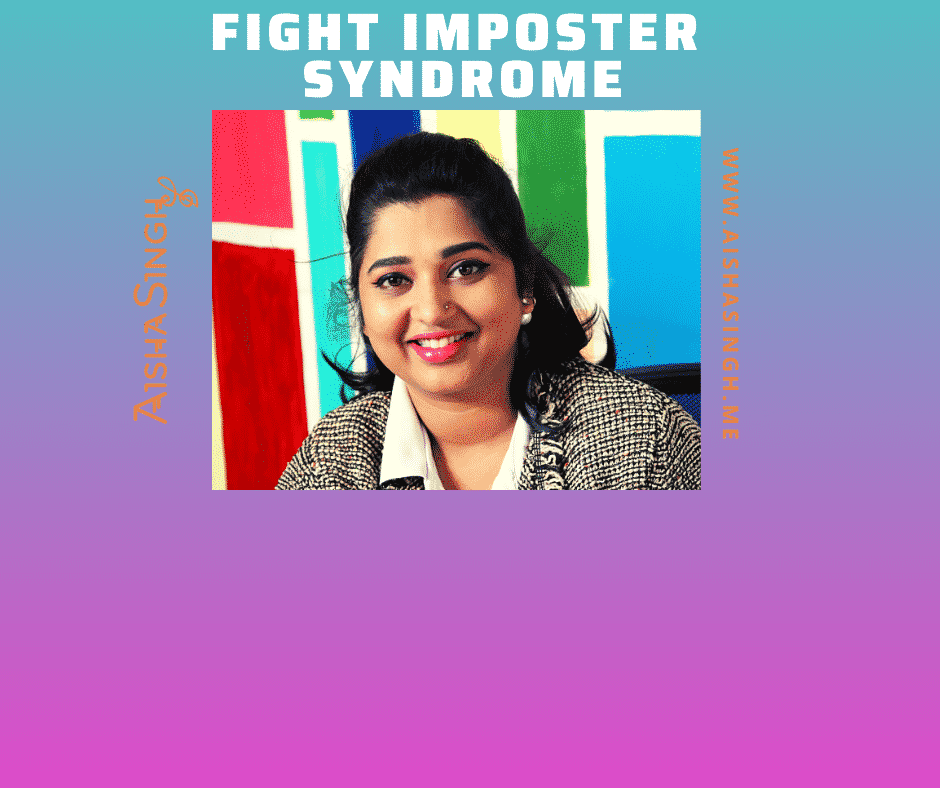 FIGHT IMPOSTOR SYNDROME
